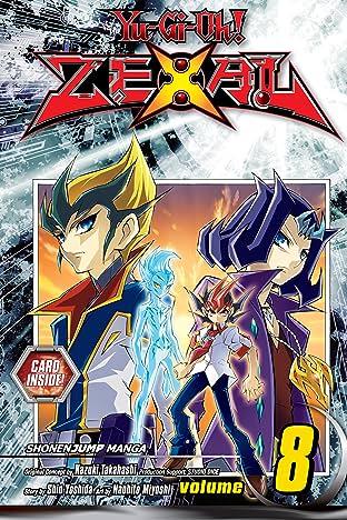 Yu-Gi-Oh! Zexal Tome 8