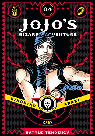 JoJo's Bizarre Adventure: Part 2--Battle Tendency Vol. 4