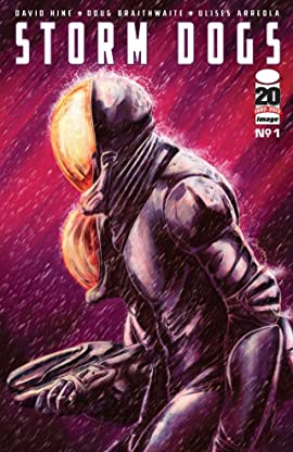 Storm Dogs #1 (of 6)