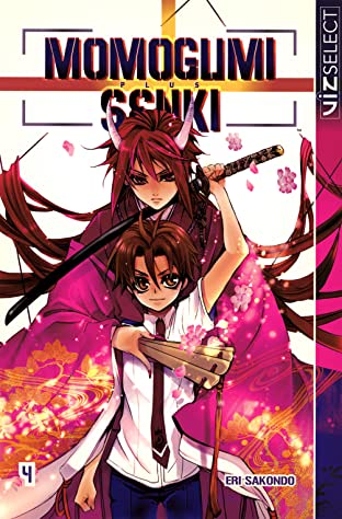 Momogumi Plus Senki Vol. 4