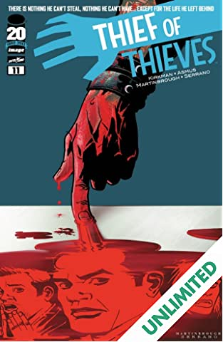 Thief of Thieves #11
