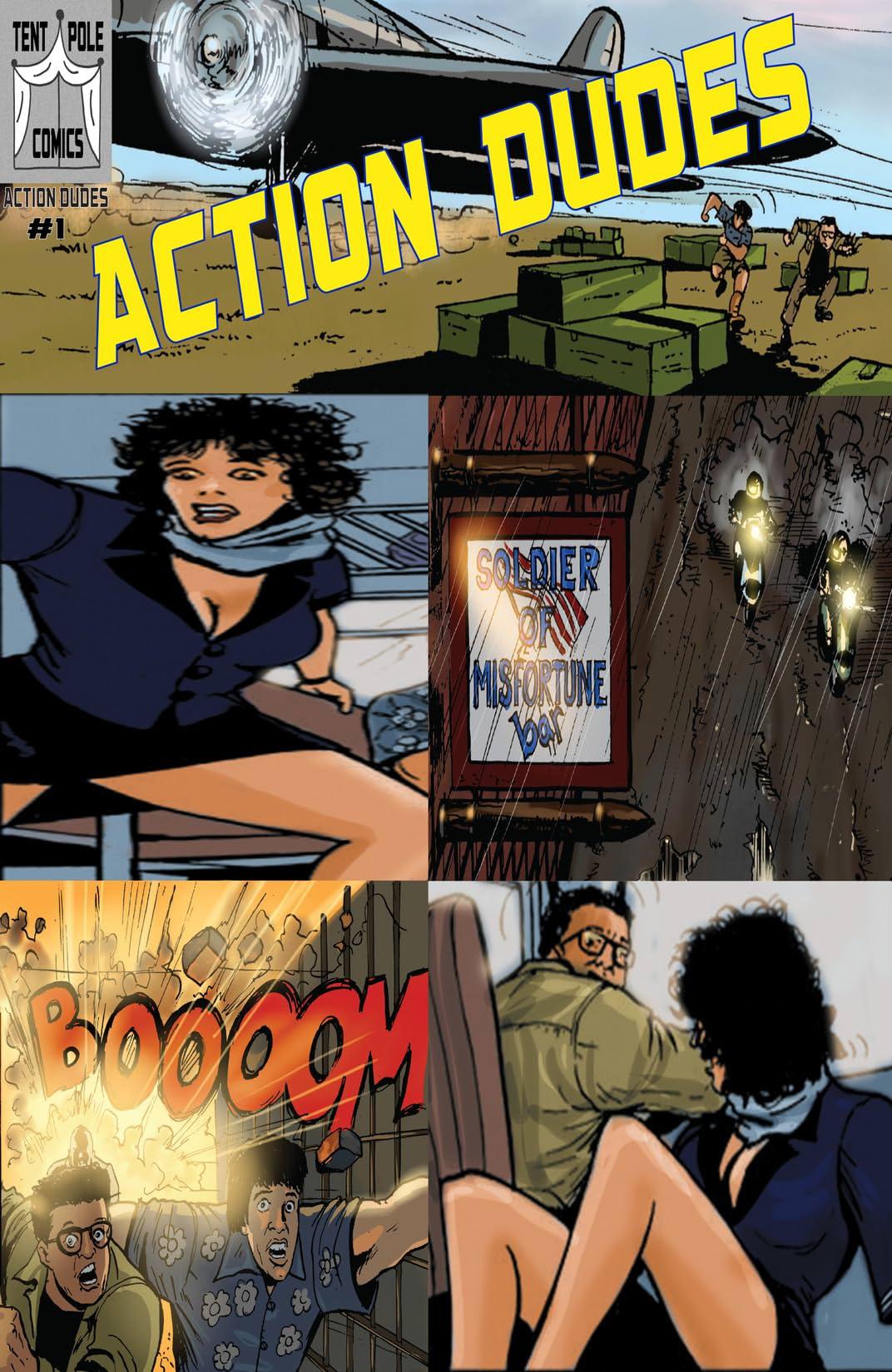Action Dudes #1