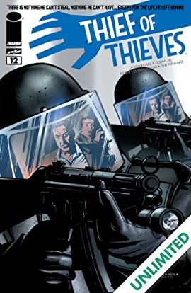 Thief of Thieves #12