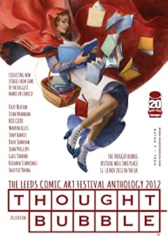 Thought Bubble Anthology No.2