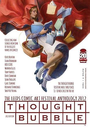 Thought Bubble Anthology No.2
