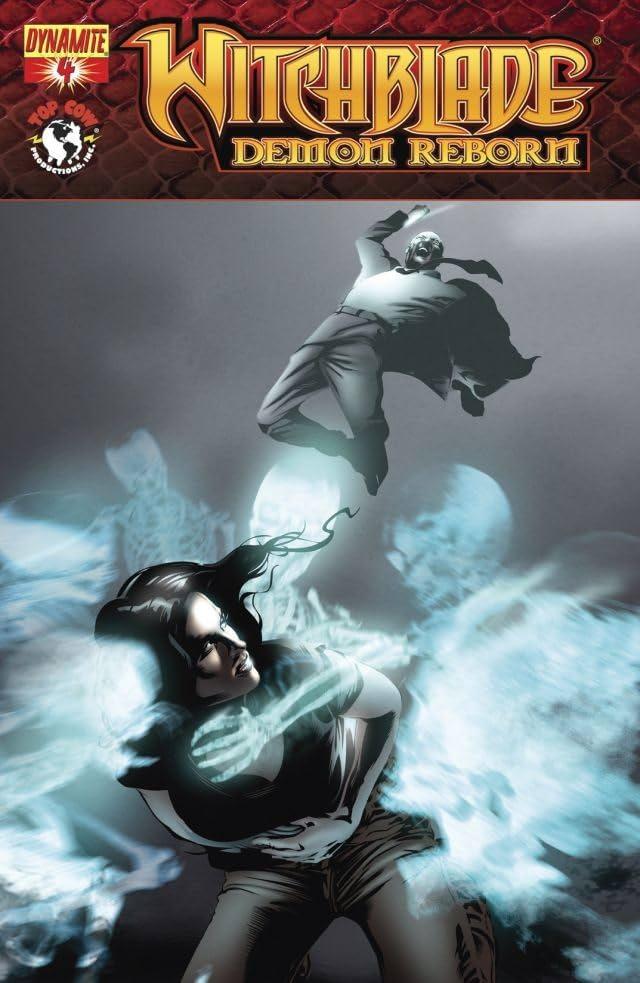 Witchblade: Demon Reborn #4 (of 4)