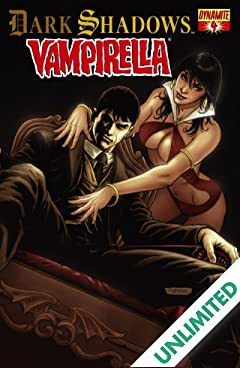 Dark Shadows/Vampirella #4