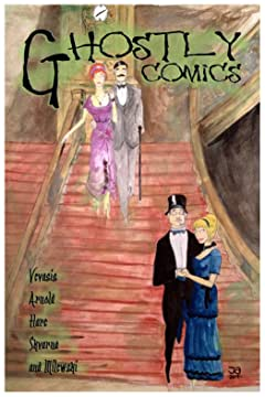 Ghostly Comics #1