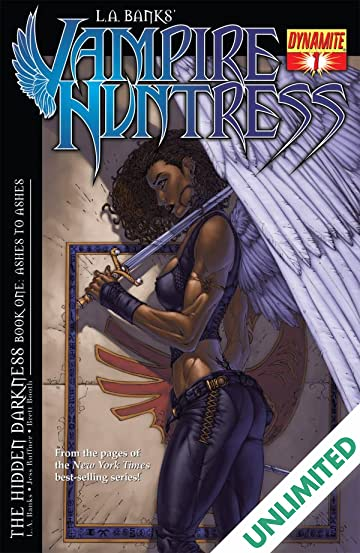 L.A. Banks' Vampire Huntress #1: The Hidden Darkness