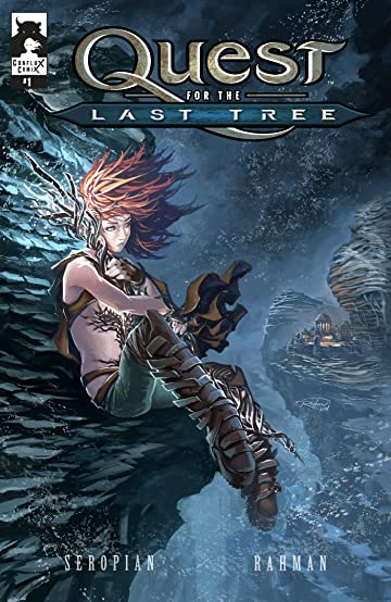 Quest for the Last Tree #1