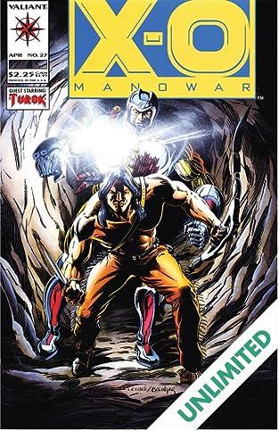 X-O Manowar (1992-1996) #27