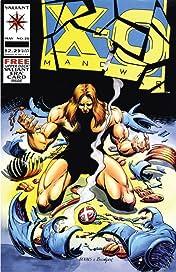 X-O Manowar (1992-1996) #28