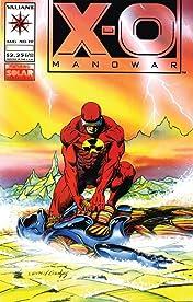 X-O Manowar (1992-1996) #30