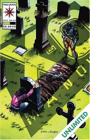 X-O Manowar (1992-1996) #32