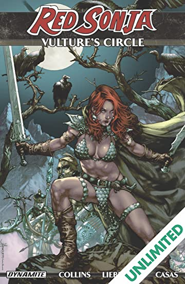 Red Sonja: Vulture's Circle