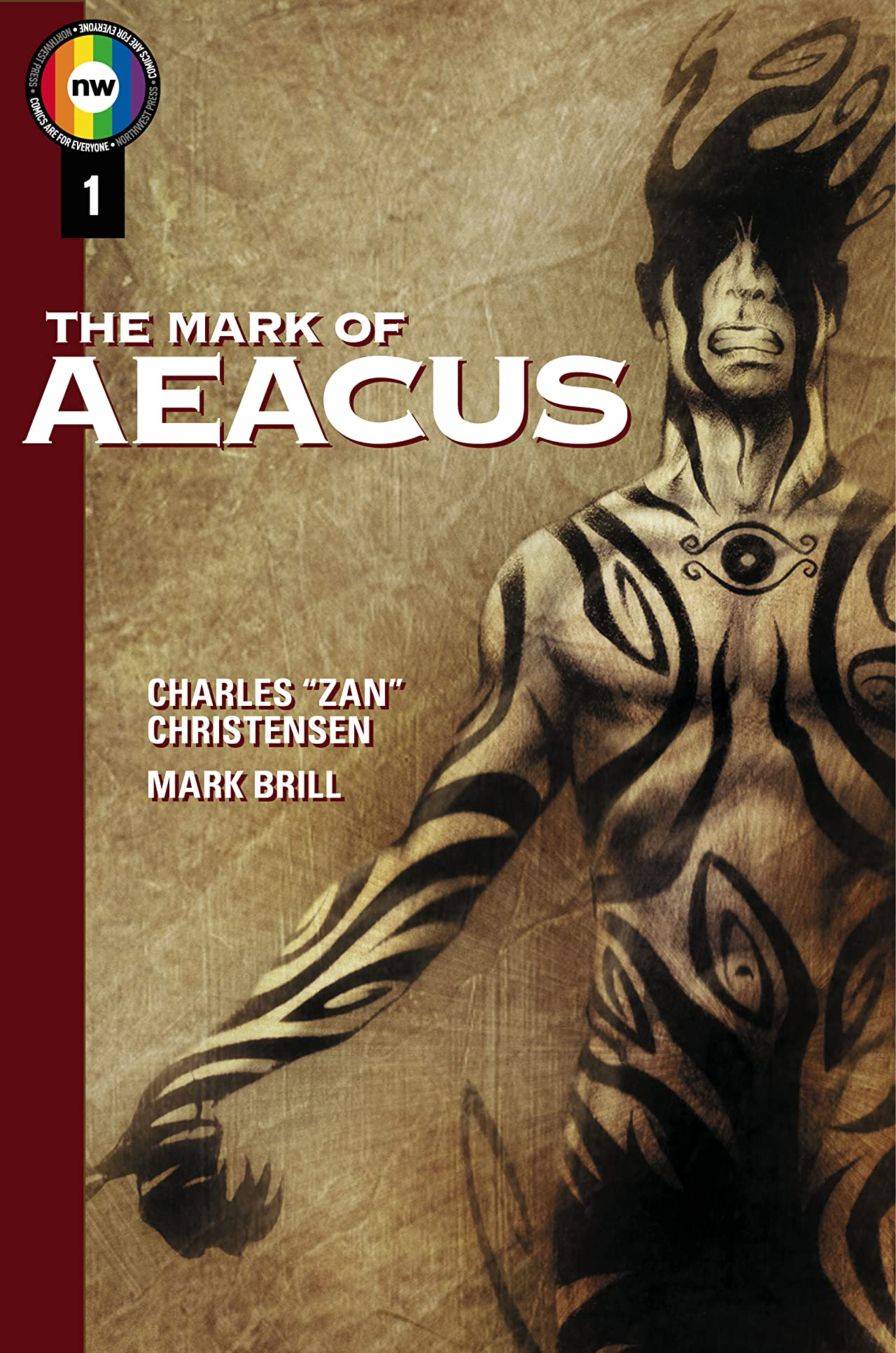The Mark of Aeacus #1