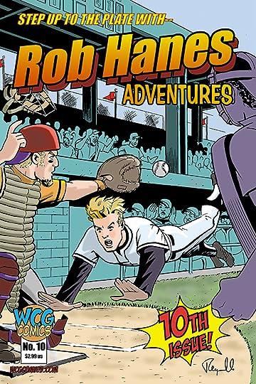 Rob Hanes Adventures #10