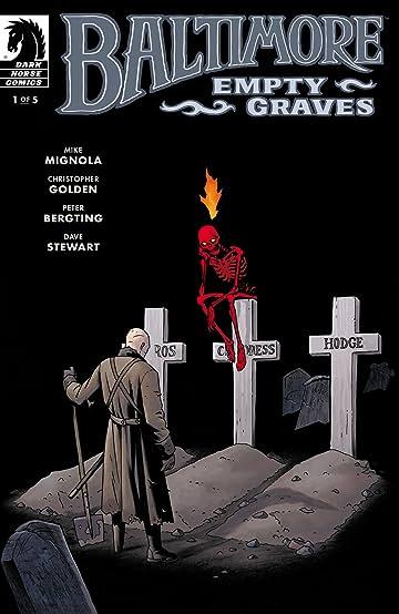 Baltimore: Empty Graves #1