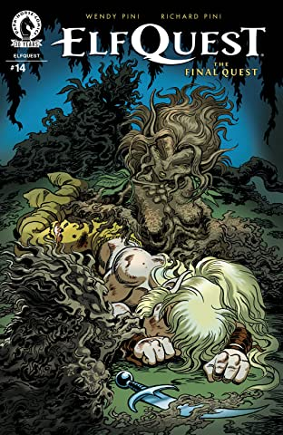 ElfQuest: The Final Quest No.14