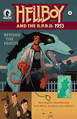 Hellboy and the B.P.R.D.: 1953 No.4: Beyond the Fences: Part Two