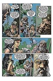 King Conan: Wolves Beyond the Border #4