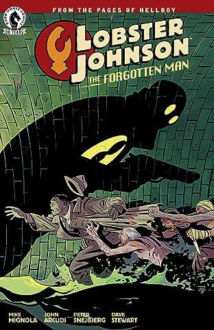 Lobster Johnson: The Forgotten Man #0