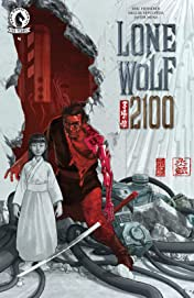 Lone Wolf 2100 #4