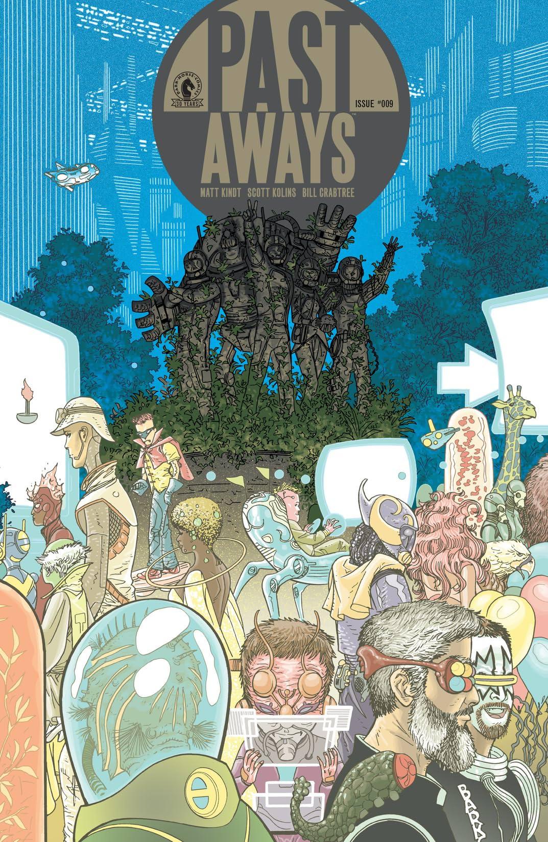 Past Aways #9