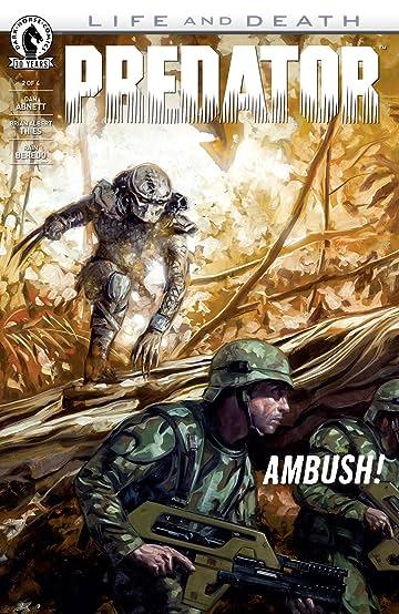 Predator: Life and Death #2