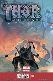 Thor: God of Thunder No.2