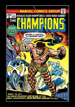Champions (1975-1978) No.1