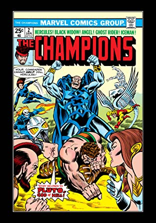 Champions (1975-1978) No.2