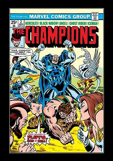 Champions (1975-1978) #2