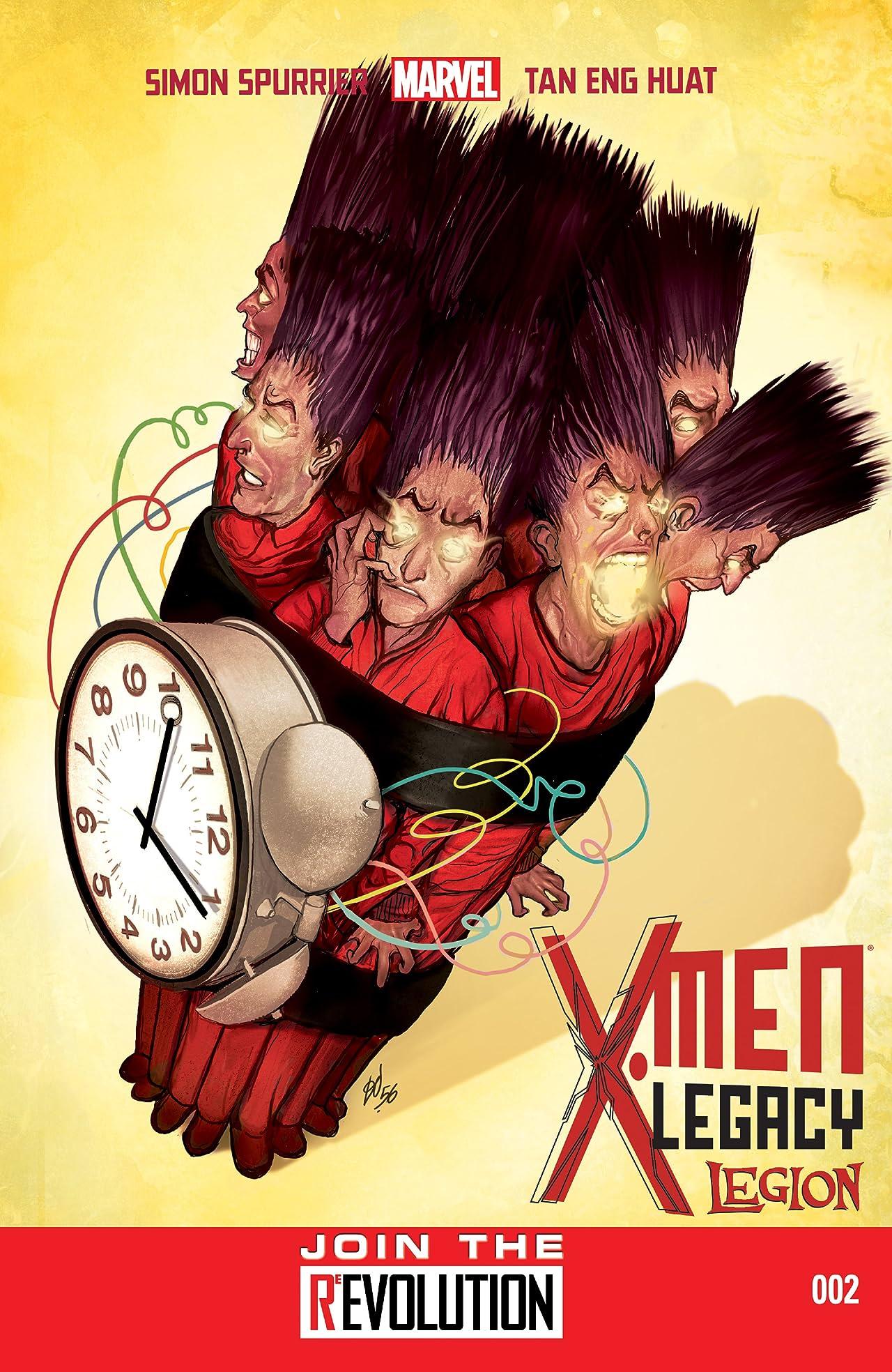 X-Men: Legacy (2012-2014) #2