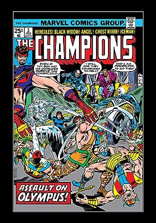Champions (1975-1978) #3