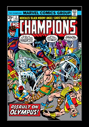 Champions (1975-1978) No.3
