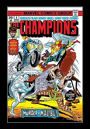 Champions (1975-1978) No.4
