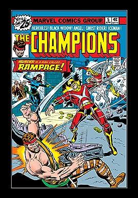 Champions (1975-1978) #5