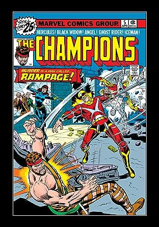 Champions (1975-1978) No.5