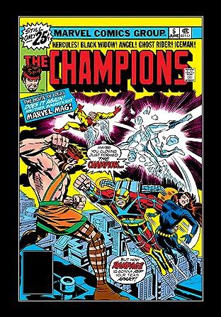 Champions (1975-1978) No.6