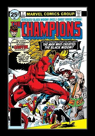 Champions (1975-1978) No.7