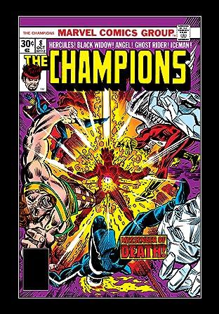 Champions (1975-1978) No.8