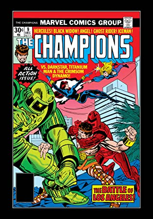 Champions (1975-1978) #9