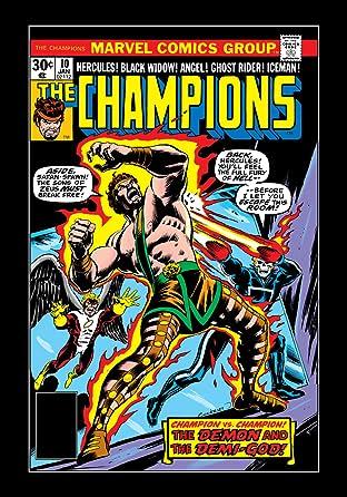 Champions (1975-1978) #10