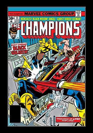 Champions (1975-1978) No.11