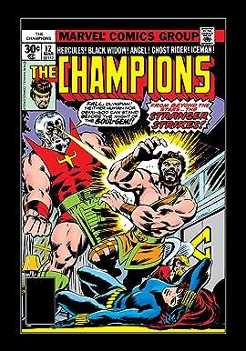 Champions (1975-1978) #12