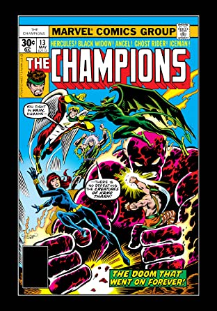 Champions (1975-1978) No.13