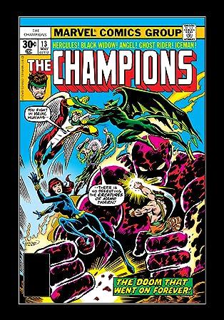 Champions (1975-1978) #13