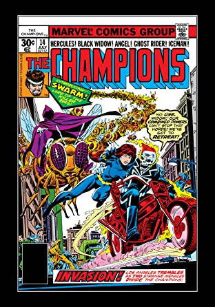 Champions (1975-1978) No.14