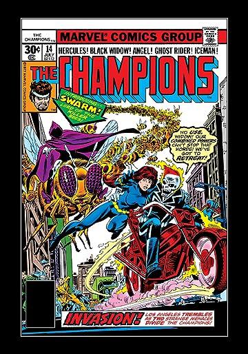 Champions (1975-1978) #14